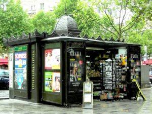 Betriebshaftpflicht Kiosk