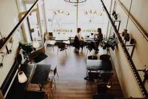Betriebshaftpflichtversicherung Café