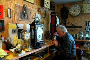 Betriebshaftflicht Uhrmacher